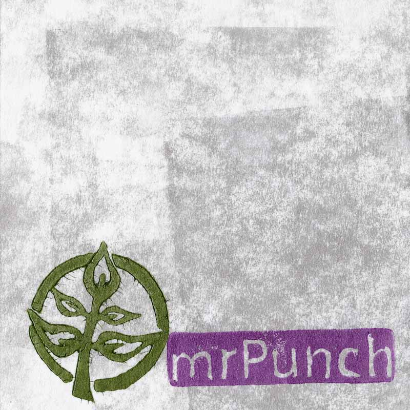 mrPunch, The Second Album Art