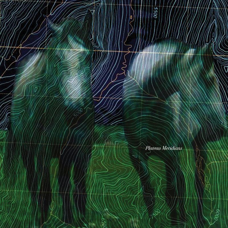 The Current Group, Plateau Meridians Album Art