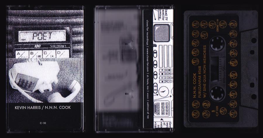 Harris / Cook Split Album Art