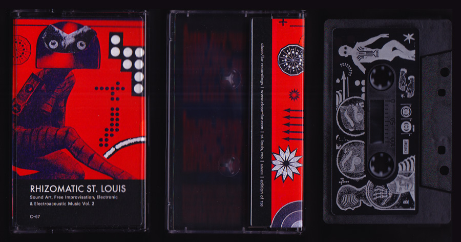 Rhizomatic St. Louis vol. 2 Album Art