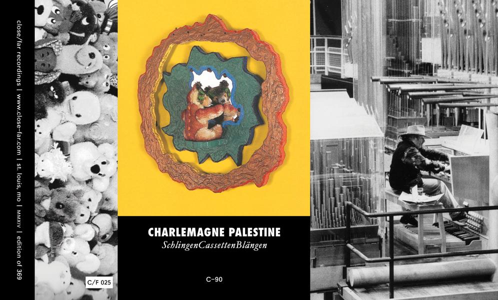Charlemagne Palestine - Schlingen-Blängen
